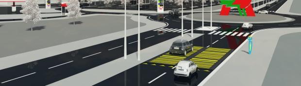 Energía verde tráfico rodado 3